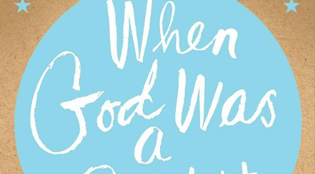 When God Was A Rabbit by Sarah Winman has been chosen for this year's Waterstones 11