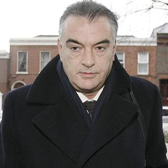 Ian Bailey, who is fighting extradition to France where he is wanted for questioning over the murder of film-maker Sophie Toscan du Plantier in 1996