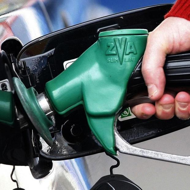 Hikes in petrol helped push up consumer prices at the end of December, official figures revealed