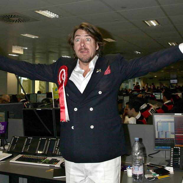 Jonathan Ross is set to host the British Comedy Awards