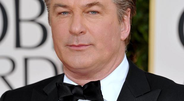 Alec Baldwin is up for a Screen Actors Guild Award for 30 Rock