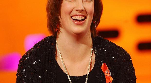 Queen of Comedy Miranda Hart would love to appear on the West End stage
