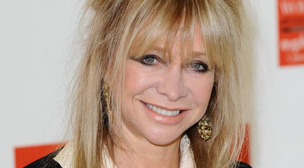 Jo Wood reckons she's enjoying life after splitting from husband Ronnie
