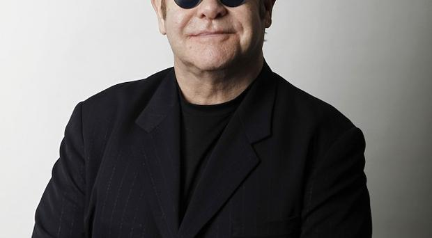 Sir Elton John has explained why he spoke out about California's gay marriage ban
