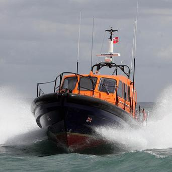 Rescuers have called off a search for a ferry passenger who was believed to have fallen into the sea