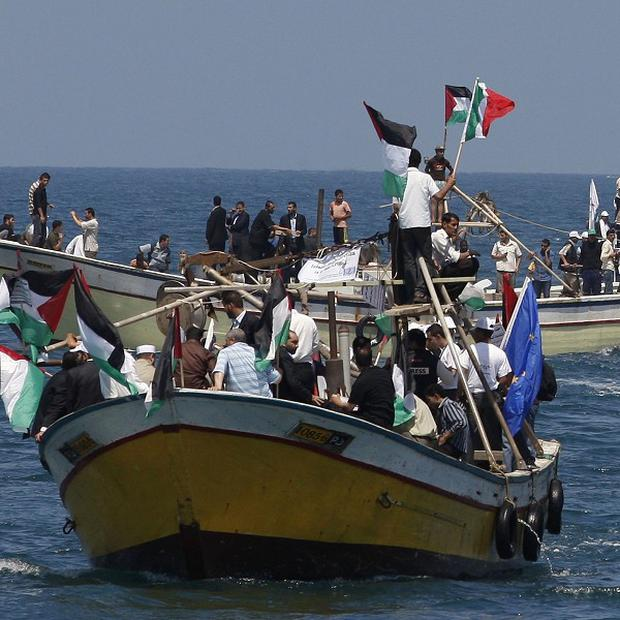 An Israeli inquiry commission has cleared its troops of any wrongdoing during last year's deadly raid on a Gaza-bound protest flotilla