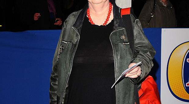 Jo Brand reckons more women should toughen up and get into comedy