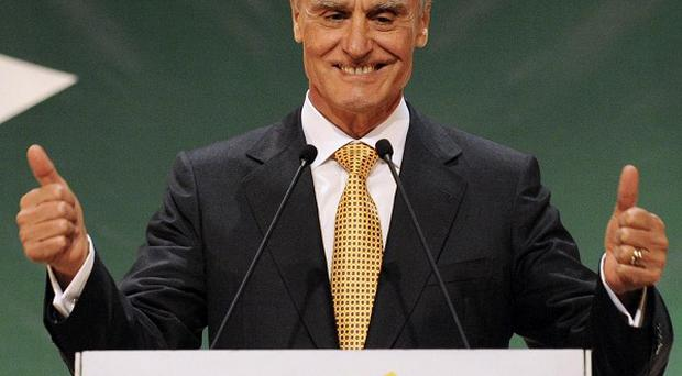 Anibal Cavaco Silva has won a second term as president of Portugal