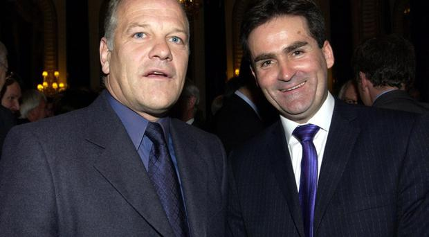 Andy Gray and Richard Keys' comments about a female official saw them suspended from Monday Night Football.