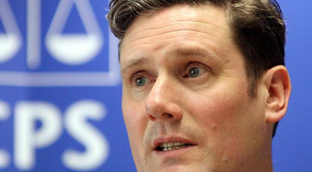 Keir Starmer said any evidence from 'recent or new substantive allegations' will be assessed