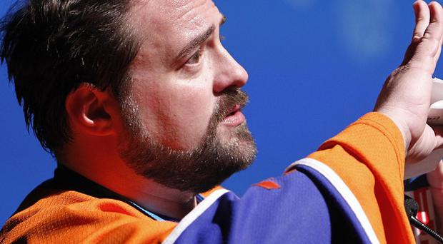 Director Kevin Smith sold his film Red State at Sundance - to himself