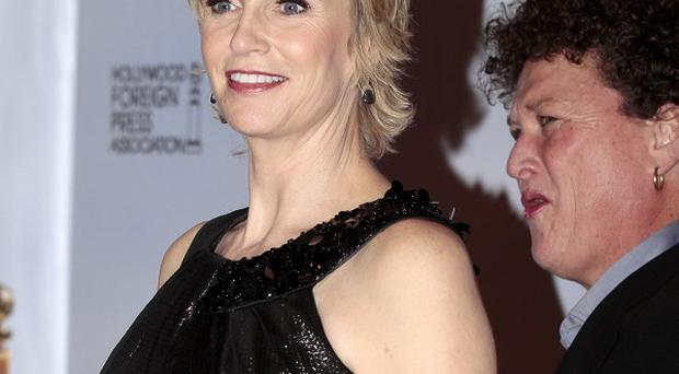 Jane Lynch says her parenting skills were 'lacking'