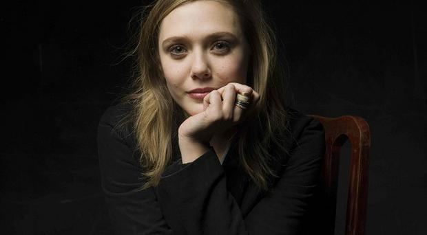 Elizabeth Olsen has two films causing a buzz at Sundance