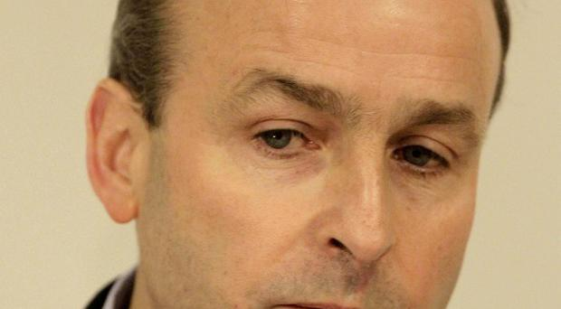 Micheal Martin is favourite to be the next leader of Fianna Fail