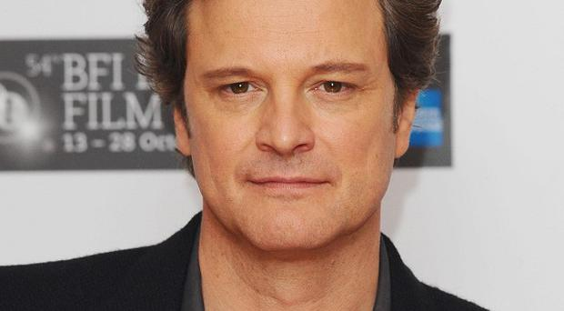 Colin Firth is nominated for the best actor Oscar