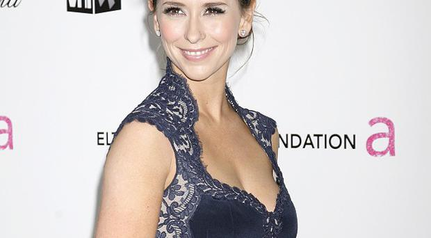 Jennifer Love Hewitt is getting excited about her wedding