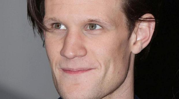 Matt Smith' Doctor will take on Sherlock Holmes at the NTAs