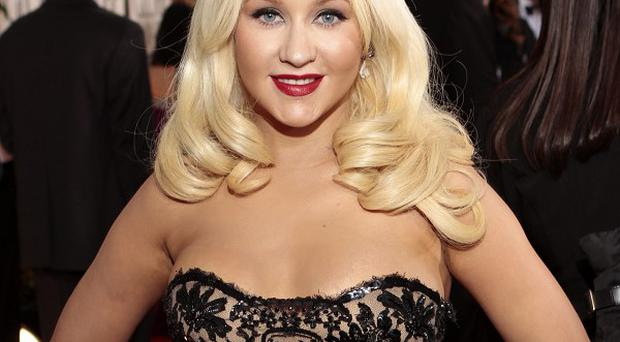 Christina Aguilera will sing the US national anthem at the Super Bowl