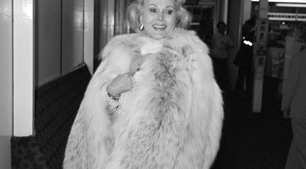 Zsa Zsa Gabor's husband is planning a surprise birthday party for the star