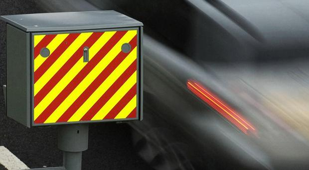 More than half of fixed speed cameras in England and Wales do not work at any one time, according to a study