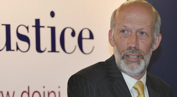 Justice Minister David Ford said Secretary of State Owen Paterson was backing the bid for added funding from Treasury reserves