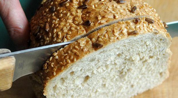 A bakery has blamed rising costs and a drop in sales for the loss of at least 124 jobs