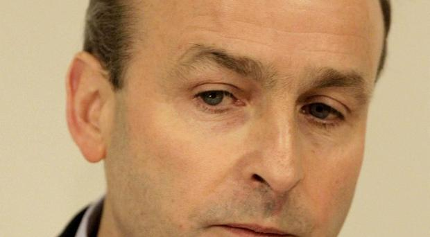 Micheal Martin has been elected the new leader of Fianna Fail