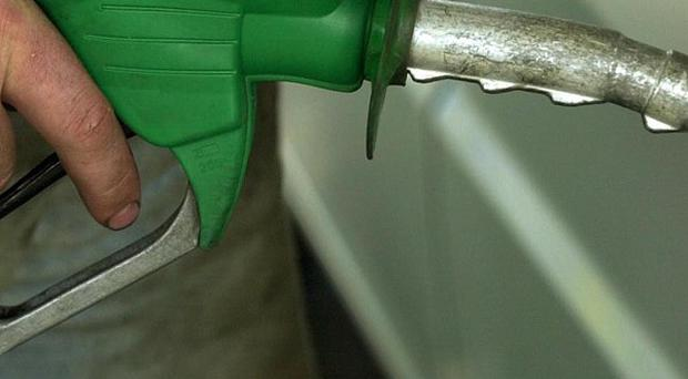 Petrol sales plunged over Christmas due to the big freeze, figures show