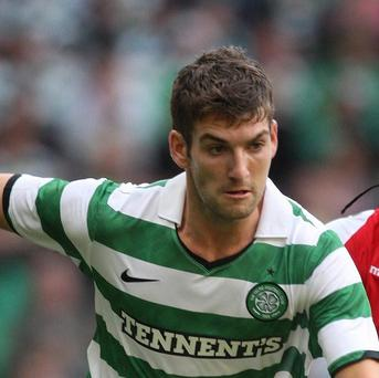 Celtic's Charlie Mulgrew