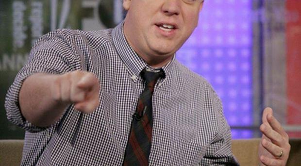 Glenn Beck lets loose on the Fox & Friends TV show