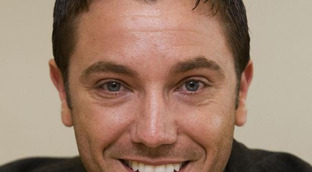 Gino D'Acampo promised viewers 'the full monty'