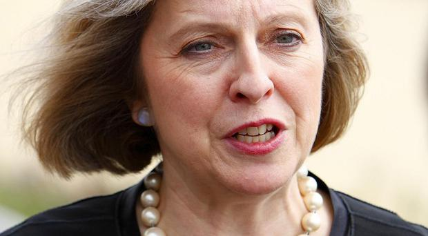 Theresa May is due to meet and the US Homeland Secretary Janet Napolitano for anti-terror talks
