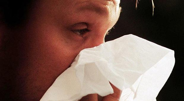 A deadly flu outbreak has claimed another eight lives across Ireland, health chiefs said