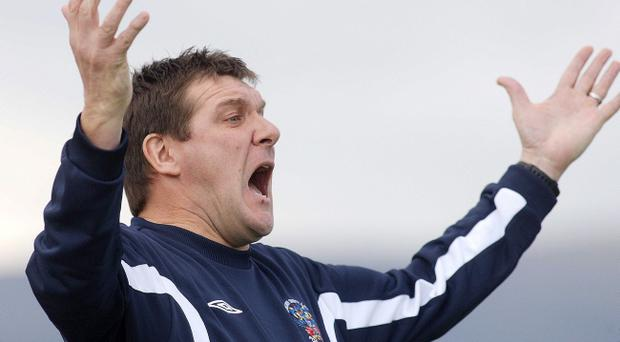 Lisburn Distillery manager Tommy Wright