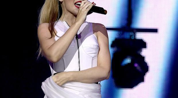 Kylie Minogue has added an extra date to her UK tour