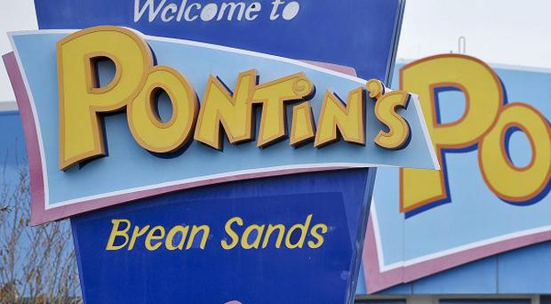Pontin's has been sold to the Britannia Hotel Group
