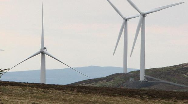 Almost 10 per cent of energy consumed in Northern Ireland is from renewable sources, a report shows