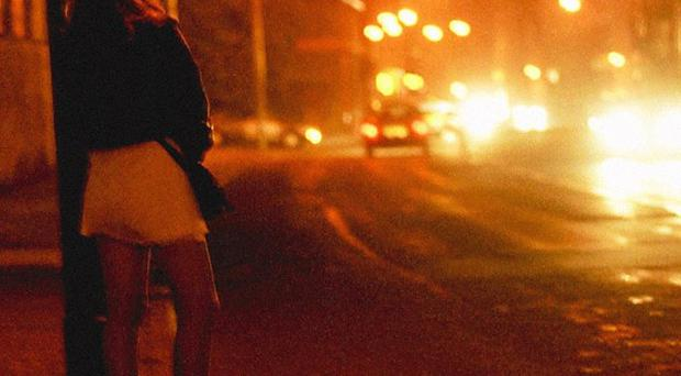 More than half of the police areas across Northern Ireland have reported cases of prostitution, new research has revealed