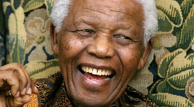 Nelson Mandela is doing well after being discharged from hospital, a spokesman said