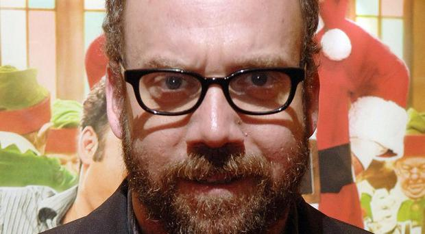 Paul Giamatti is happy to remain anonymous