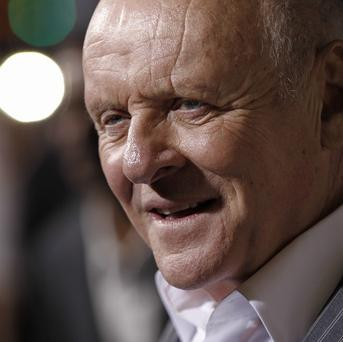 Sir Anthony Hopkins says he always tries to 'find the fun' in any acting job