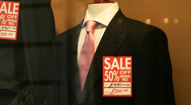 Just one in 10 people now wear a suit to work, according to a new study