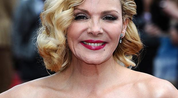 Kim Cattrall says the Razzies 'keep you honest'
