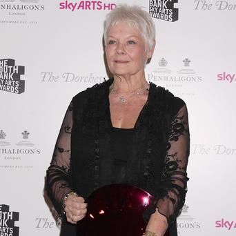 Dame Judi Dench is returning for another Bond movie