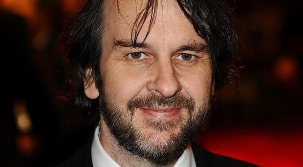 Peter Jackson is in a stable condition after surgery for a perforated ulcer