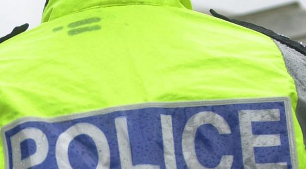 A 21-year-old man is in a serious condition in hospital after he was stabbed by a gang in west Belfast