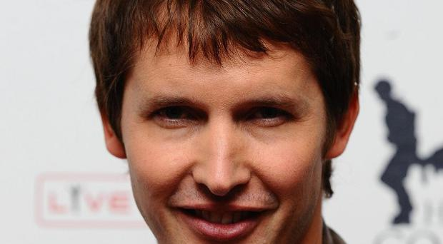James Blunt's mother thinks he's been harshly criticised