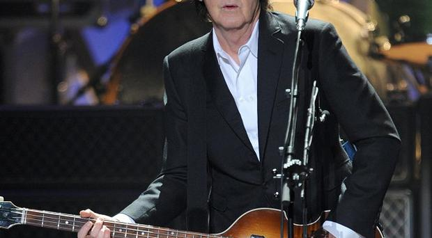 Paul McCartney has previously performed at the Electric Proms