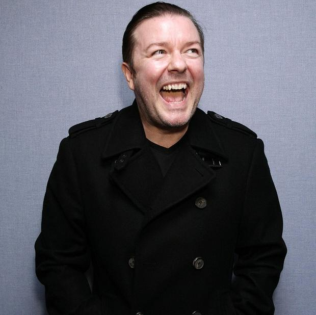 Ricky Gervais says the Golden Globes organisers have asked him back