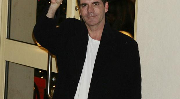 Simon Cowell is supporting a campaign to help terminally-ill children